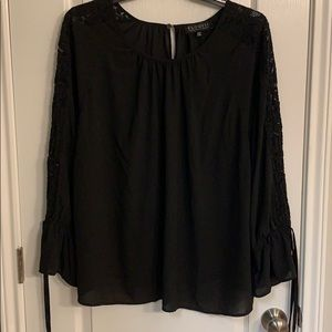 Long sleeve dressy blouse 22w